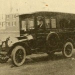 Portsmouth Navy Yard Ambulance 1919