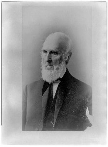 John Greenleaf Whittier, 25 November 1885, Library of Congress Prints and Photographs Division, Washington DC