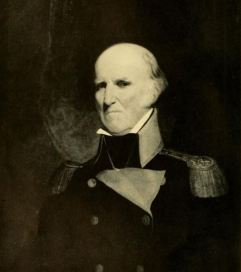 Gen. John Stark, by Samuel F.B. Morse, 1816, Courtesy of Macbeth Galleries, New York. From book: Life of General John Stark of New Hampshire by Howard Parker Moore, 1949