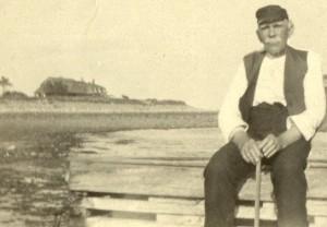 J.P. Ryan at Straws Point, New Hampshire
