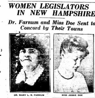 Boston Herald headlines of December 12, 1920