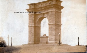 memorial arch tilton nh watermark