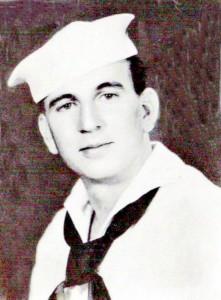 Sea1c Joseph Rozmus, killed aboard the USS Arizona, Pearl Harbor