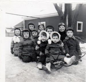 winter 1957