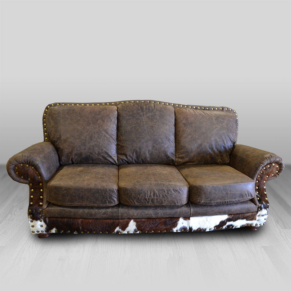 sofas san antonio couch sofa settee cl cowhide western furniture 3 894 00