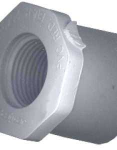 Pvc conduit threaded reducer bushing sizes also cox hardware and lumber rh coxhardware
