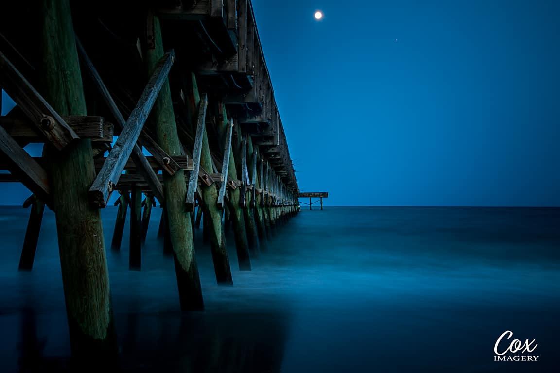 Second Avenue Pier Myrtle Beach: Behind the Shot