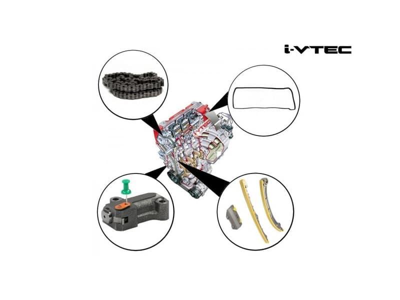 Genuine Honda Accord 2.0L DOHC I-Vtec Timing Chain kit
