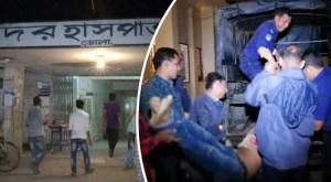 ঈদের চাঁদরাতে স্কুলছাত্রীকে ধর্ষণ করে 'বন্দুকযুদ্ধে' মরলো আল আমিন ও মঞ্জুর
