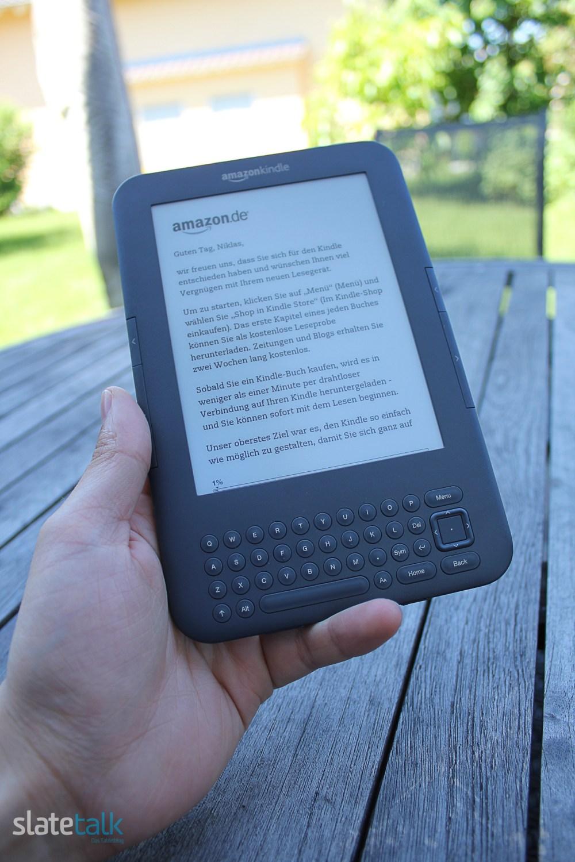 Geilomato: Amazon Kindle übertrifft sämtliche Erwartungen