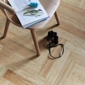 Woodpecker bamboo flooring oxwich herringbone natural