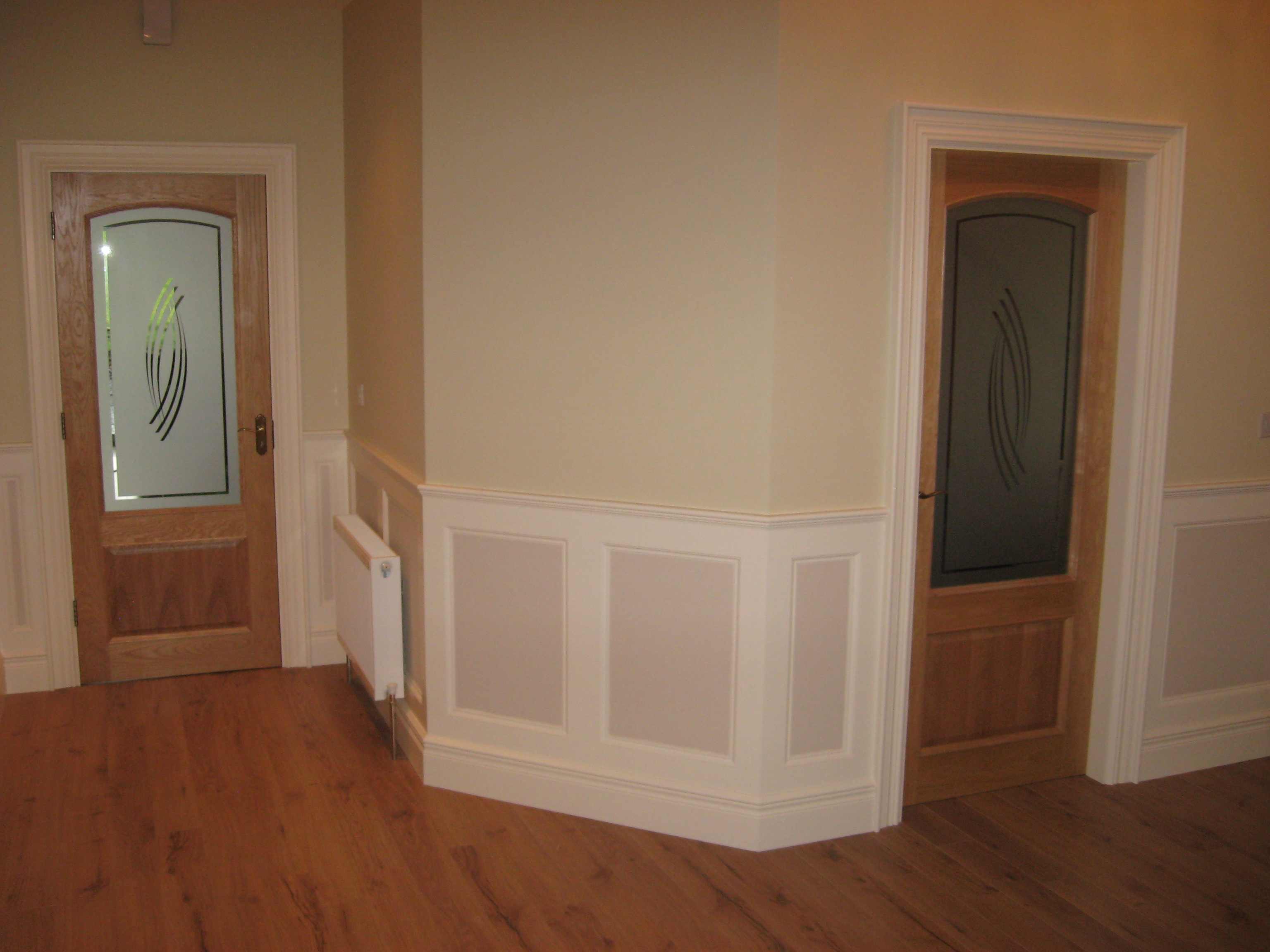 Wall Panelling Ciaran Coyne Carpentry Amp Joinery
