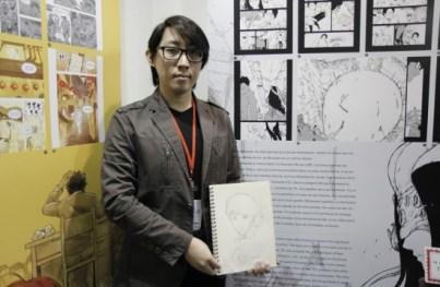 Artiste pôle Taïwan : T.K.