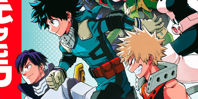 Ki-oon publie le premier guide officiel de My Hero Academia