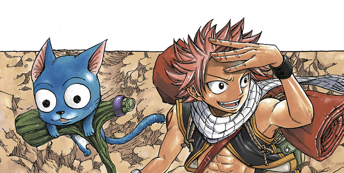 FAIRY TAIL CLAP DE FIN