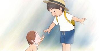 Le film Mirai ma petite sœur, sélectionné à Annecy