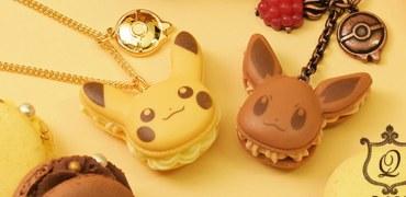La marque Q-pot lance une collection de bijoux Pokémon à croquer