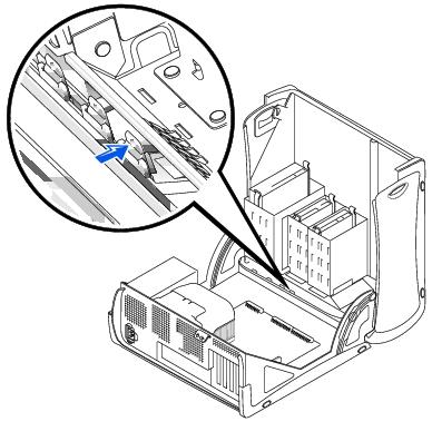 Drives: Dell OptiPlex GX260 Service Manual