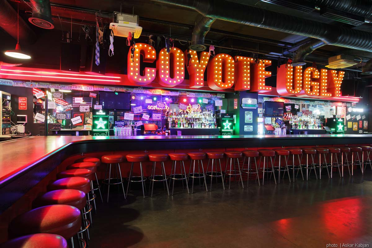 Coyote Ugly Franchising Site Criteria Coyote Ugly Saloon