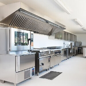 Manutenção de Cozinha Industrial