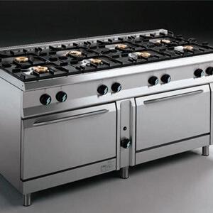 Reforma de fogão industrial