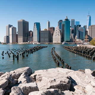 Vista Brooklyn para Manhattan New York | Cozinha do João | Receitas, Drinks e Restaurantes