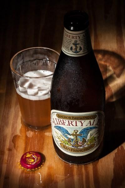 Cerveja Liberty Ale Anchor Brewing | Cozinha do João