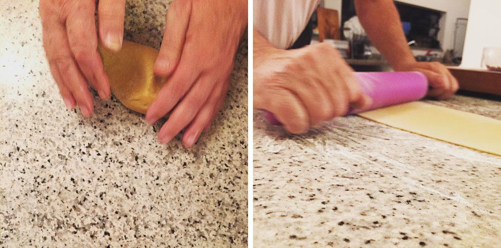 Receita de Massa Caseira Passo a Passo | Cozinha do João