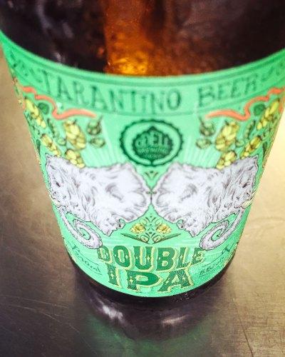 Cerveja Double IPA Tarantino Beer | Cozinha do João