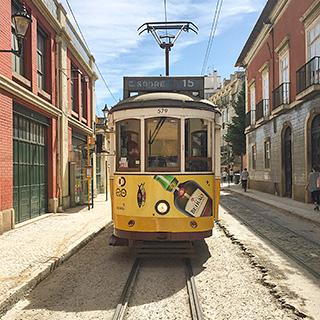 Viagem para Lisboa — Portugal — com o Cozinha do João