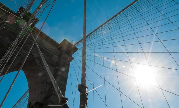 Um passeio pela Brooklyn Bridge nas nas dicas de viagem para Nova York | Cozinha do João