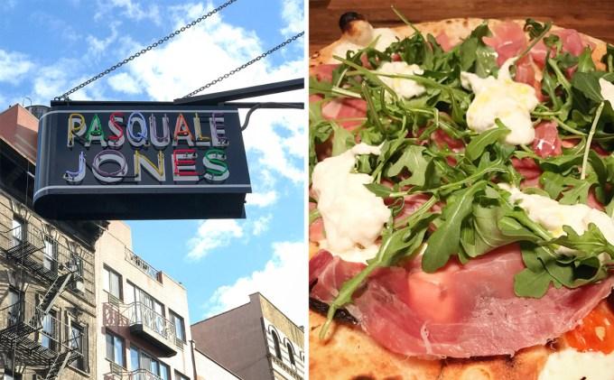 Pasquale Jones e Gelso and Grand nas dicas de viagem para Nova York | Cozinha do João