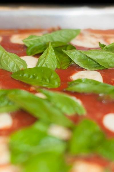 Receita da Meatzza, a pizza com base de carne da Nigella | Cozinha do João