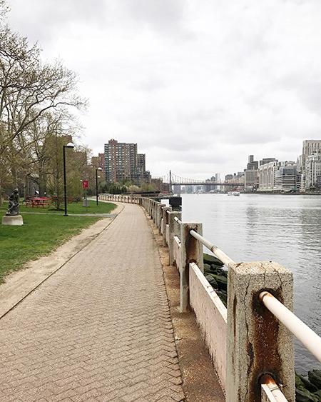 Viagem para Nova York: vista do East River | Cozinha do João