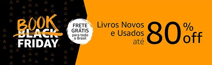 Book Friday na Amazon | Cozinha do João