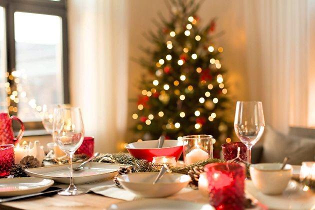 Como organizar uma ceia de Natal ou Ano Novo