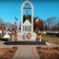 monumentul eroilor Cozmesti