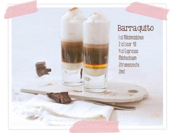 Bild von Barraquito - Kaffeespezialität aus Teneriffa
