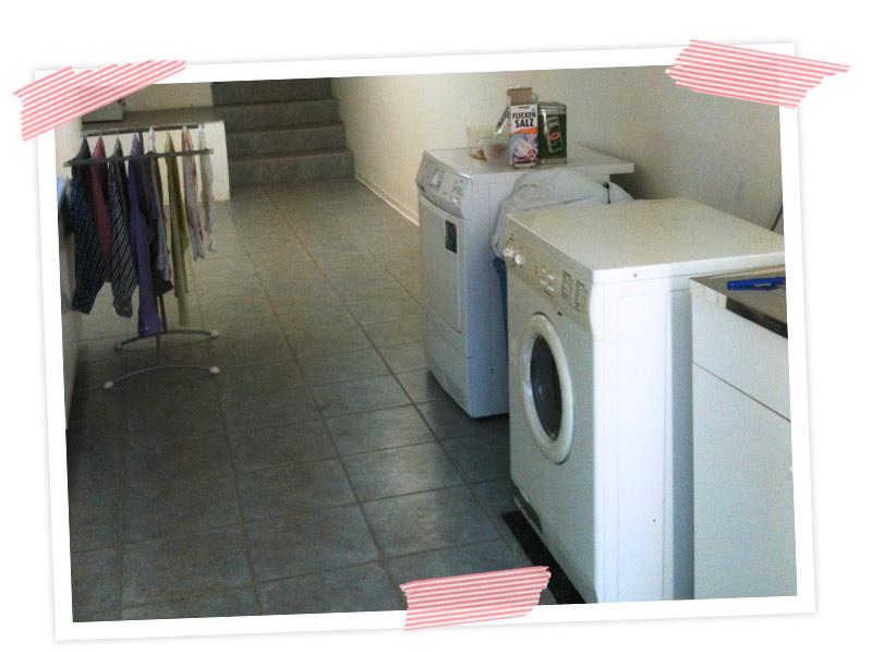 Noch ne runde Wäsche waschen, damit ich das vor Weihnachten alles fertig habe :-)