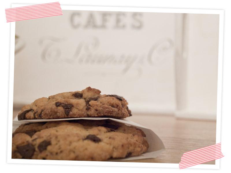 Dazu ein paar schnelle Cookies!