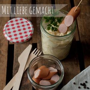Das Beste Rezept der Welt für Kartoffelsalat mit selbstgemachter Moyonnaise