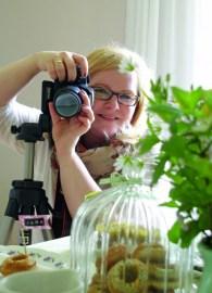 Die DIY-Bloggerin Daniela MüŸller von www.cozy-and-cuddly.de