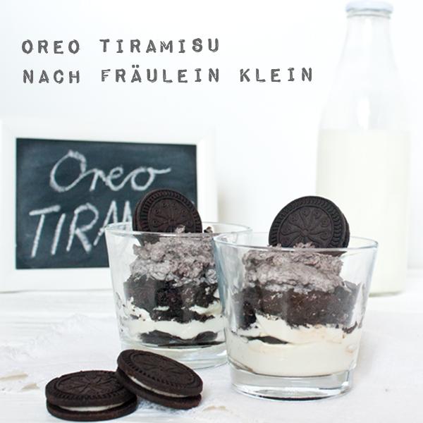 Oreo-Tiramisu nach Fräulein Klein