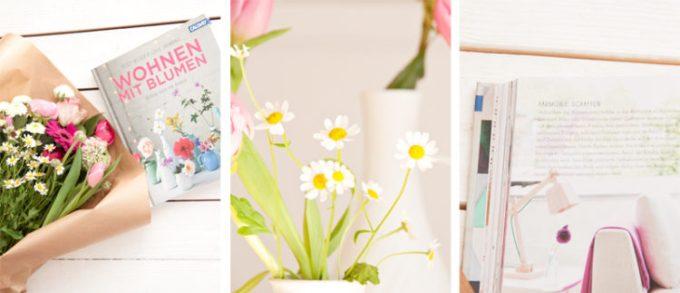 """Buchvorstellung """"Wohnen mit Blumen"""" von Holly Becker und Leslie Shrewing bei www.cozy-and-cuddly.de"""