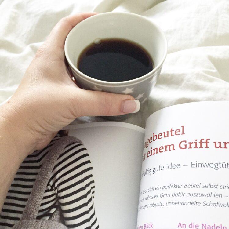 Wir starteten den Tag mit dem Vorsatz, mal nichts zu tun und einem Kaffee im Bett