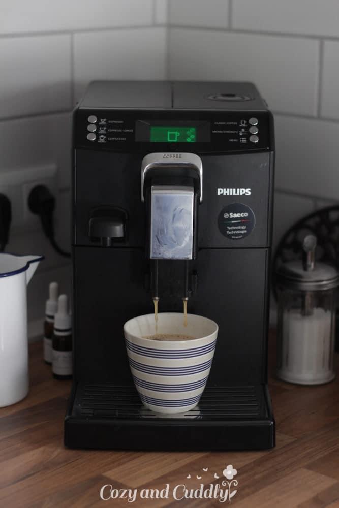 Kaffeepause um 10