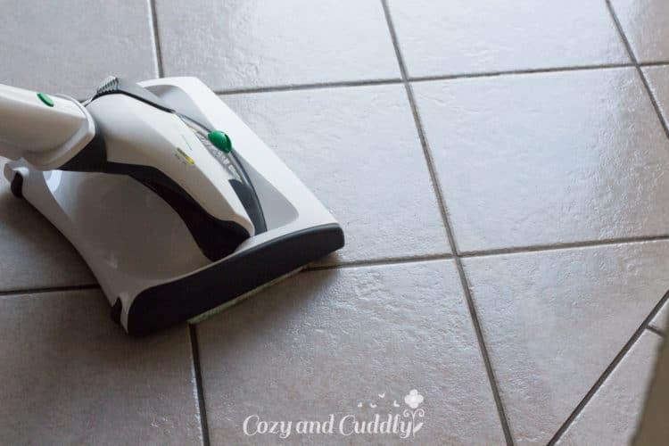 Living: Organisation zu Hause – richtig putzen mit dem Kobold SP530 Saugwischer