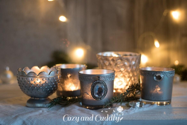 Advent: Bauernsilber selber machen -DIY - cozy and cuddly Adventskalender