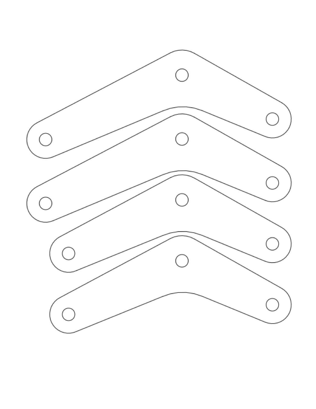 AutoCad 2D Form Roll lever CAD Tutorial t AutoCAD