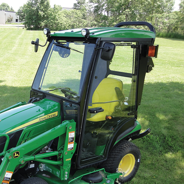 riding lawn mowers in canada 1999 ford f150 4 2 starter wiring diagram cozy cab | to fit john deere 1 series tractor